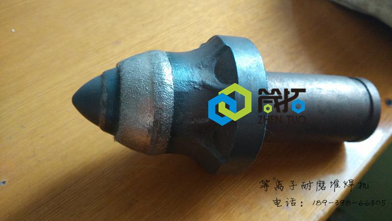 粉末等離子堆焊機為截齒提高性能的技術途徑